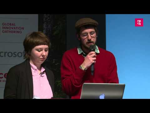 re:publica 2014 - Cyborgs, sechste Sinne und selbstaufg... on YouTube