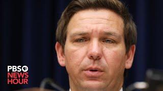 WATCH: Florida Governor Ron DeSantis gives coronavirus update -- April 21, 2020