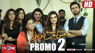 Maryam Pereira  | Episode 2 Promo |  TV One Drama