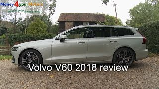 Volvo V60 2018 road test and review