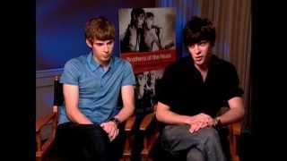 Brothers of the Head / Interview iFilm with Harry and Luke Treadaway