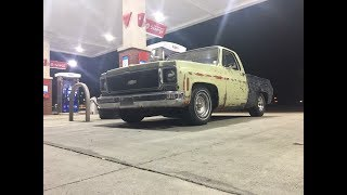 My ole truck: 1974 Chevy C10 (plus tribute)