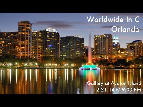 "Worldwide ""In C"" Orlando"