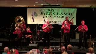 Black and Blue - Red Garter Jazz Band - Suncoast Jazz Classic, 2013