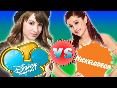 DISNEY vs. NICK! Are you more Disney Channel or Nickelodeon??