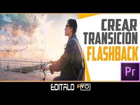How to create a Flashback Transition