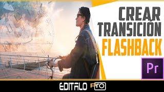 Cómo crear una Transición Flashback