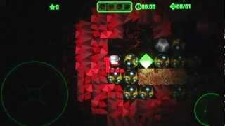 Boulder Dash -XL iOS iPhone Gameplay Review - AppSpy.com