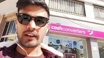Cash converter- cartagena| cheap shop in spain| travel vlog