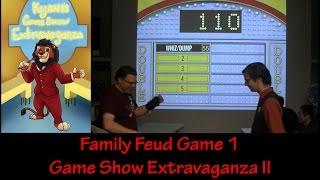 Family Feud Game 1 - Kijani