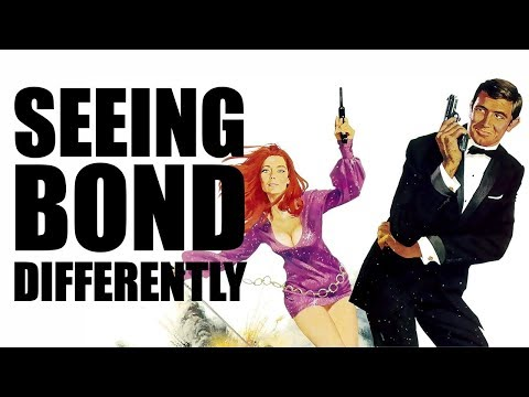 On Her Majesty's Secret Service - Seeing Bond Differently