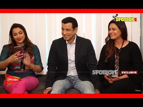 Kehne Ko Humsafar Hain's Ronit Roy, Mona Singh And Gurdeep Kohli Reveal What's In Their Mobile Phone