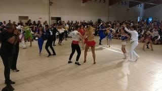 Ottavi di Finale Salsa Cubana Adulti B - Nazionale Federcaribe 2017