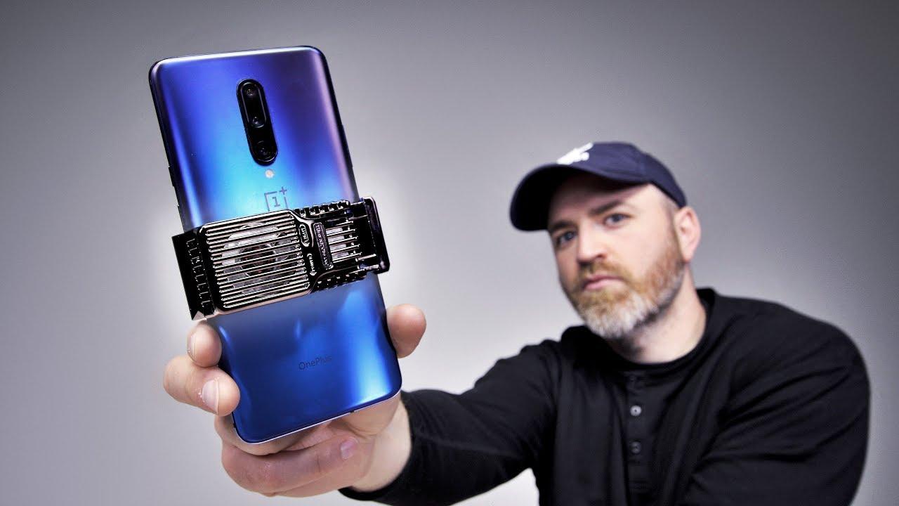 Würdest du das auf dein Smartphone setzen? + video
