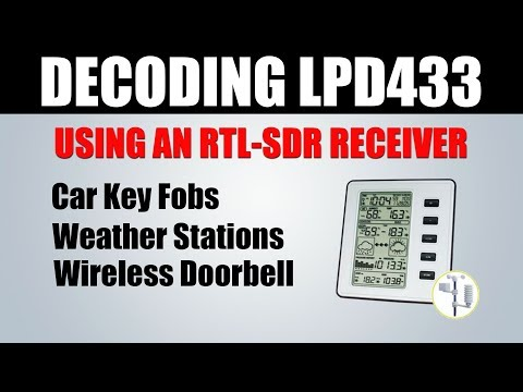 How To Decode 433Mhz Low Power Devices Using RTL433 And A RTL-SDR Receiver