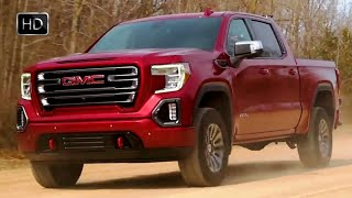 2019 GMC Sierra AT4 6.2L V8 Luxury Pickup Truck Off Road & Design Overview HD