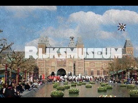 El Rijksmuseum, uno de los museos más representativos de Holanda