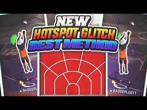 NEW HOTSPOT GLITCH 100% WORKING BEST METHOD NBA 2K18