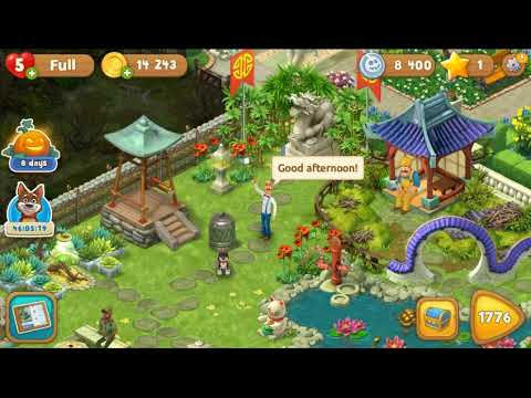 Perfect Gardenscapes The Halloween Collection