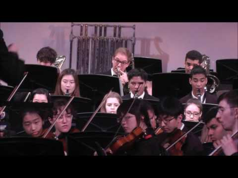 MSM Precollege Symphony Orchestra performing Copland: Four Dance Episodes from Rodeo