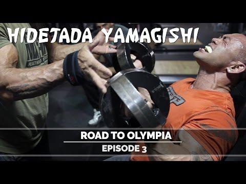 Hidetada Yamagishi - Road To Olympia 2016 - Episode 3
