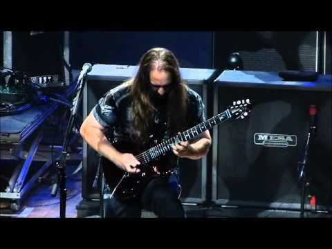 John Petrucci  Damage Control  at Credicard Hall  São Paulo  101212