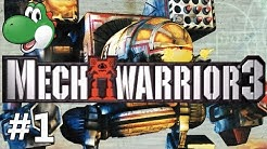Let's Play Mechwarrior 3 - Part 1