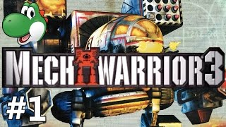 Let's Play Mechwarrior 3 - Part 1