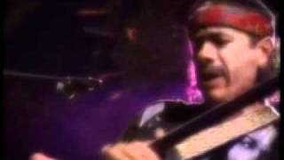 Watch Santana Wings Of Grace video