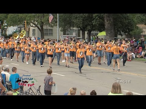 Central Kansas Free Fair Parade 2017