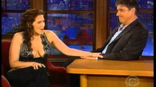 Joely Fisher - Late Late Show With Craig Ferguson 9-13-06