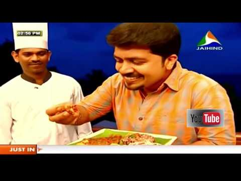 Swad│Unique Fish Roast With Njavara Rice│10th May 2015│Highlights