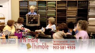 Learn Wool Rug Hooking | A Nimble Thimble | Tyler TX