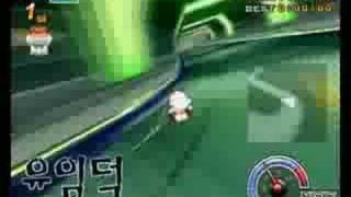 Korea popkart SABER SR  Space 1:59