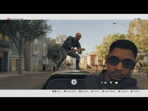 Watch Dogs 2 Online Coop Gameplay