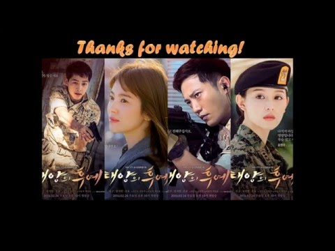 descendants-of-the-sun-k-drama-review!!
