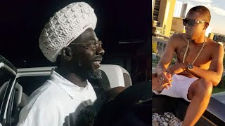 Buju Banton is Home! | Thieving JPS - Songsta