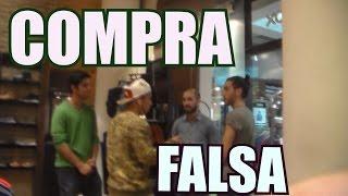 COMPRA FALSA | Dos Bros