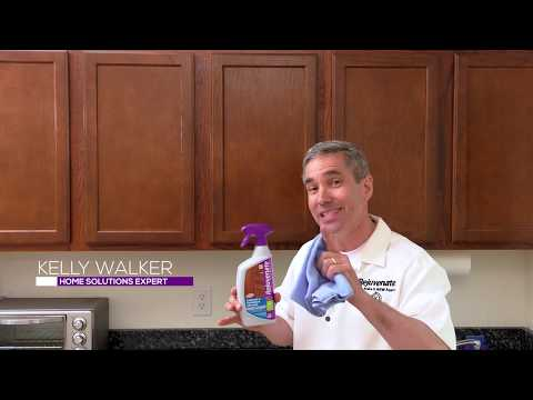 How To Clean Cabinets and Furniture - Rejuvenate Cabinet and Furniture Cleaner
