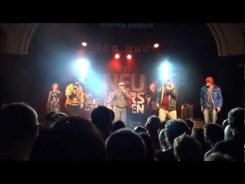 Leipziger Neujahrssingen 2013 - Horns Erben -  Die Fantastischen Vier