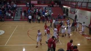 Suttons Bay Basketball Vs Frankfort