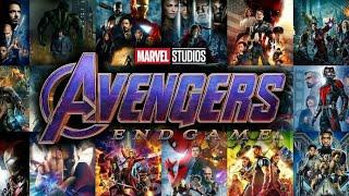 Marvel cinematic universe all movies rating imDb(descending order)