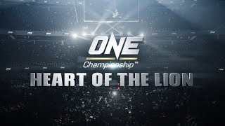Event Recap   ONE: HEART OF THE LION   9 November 2018