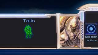 StarCraft II: Talis (Purificador) - Frases Español Latino