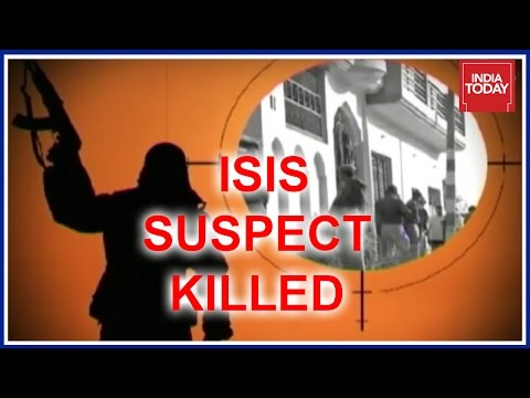 Terror Siege At The Heart Of Lucknow ; ISIS Suspect Killed