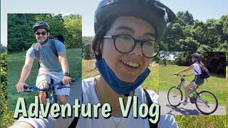 Caumsett State Park vlog
