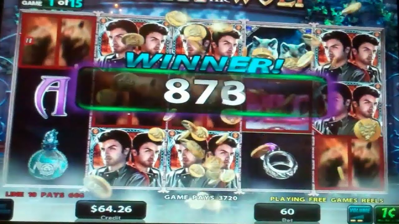 Night Of The Wolf Slot Machine
