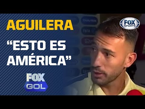 Aguilera: