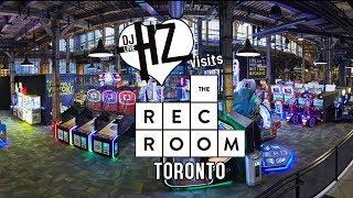 The Rec Room Arcade Bar Toronto