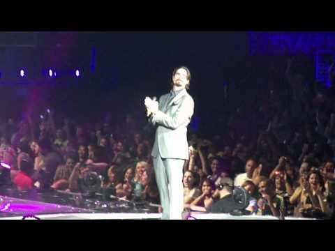 Backstreet Boys - I Want It That Way with Kevin Richardson Staples Center 7-1-11